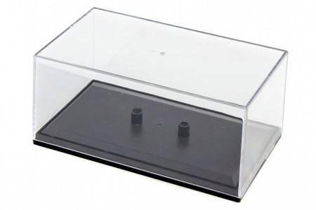 VITRINA Cararama  Escala 1/43 - Incluye los tornillos y las perforaciones - 13,4 x 7,7 x 6,2 cm