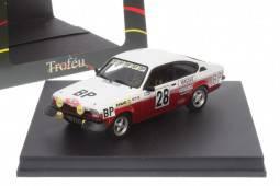 OPEL Kadett GT/E - No.28 Rally Monte Carlo 1977 - H. Greder / Celigny