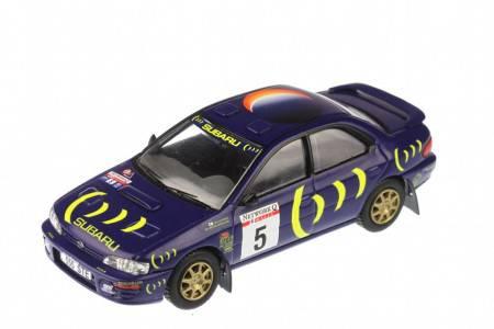 SUBARU IMPEREZA 555 - 1993 RAC Rally - Ari Vatanen / Bruno Berglund - 5º puesto