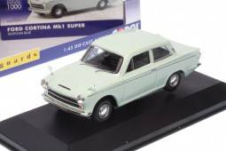 FORD Cortina MkI Super - 1963