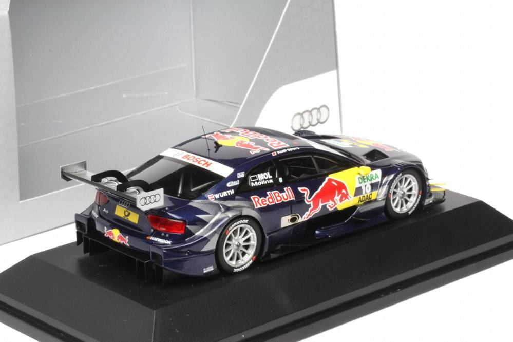 Audi A Red Bull No DTM Miguel Molina Audi Collection - Audi collection