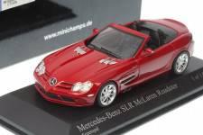 MERCEDES-Benz SLR McLaren Roadster -2007
