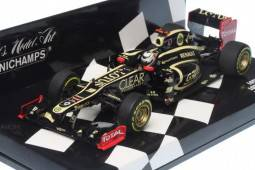 LOTUS Renault F1 Team - No.9 F1 2012 - Kim
