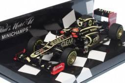 LOTUS Renault F1 Team - No.10 F1 2012 - Romain Grosjean