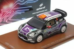CITROËN DS3 WRC - No.14 Acropolis Rally 2011 - P. Van Merksteijn