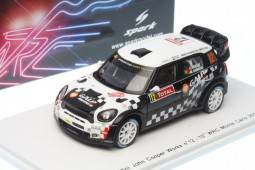 MINI John Cooper Works - No.12 10º Rally Monte Carlo 2012 - A. Araujo / M. Ramalho