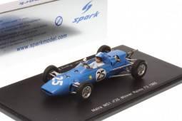 MATRA MS1 - No.25 1º Reims F3 1965 - Jean - Pierre Beltoise