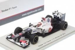 SAUBER C31 Ferrari - No.14 GP Monaco 2012 - Kamui Kobayashi