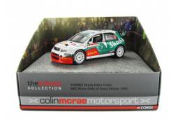 SKODA FABIA Turbo WRC - Colin McRae - 2005 Wales Rally of Great Britain -