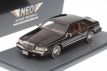 Lincoln Mark Vii 1984 Racing Modelismo