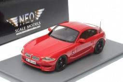 BMW Z4 M Coupe - 2009 - CAJA DE CARTON ROTA