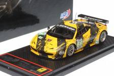 FERRARI 458 GT2 GTE PRO MW Motorsport - No.66 Le Mans 2012 - Cocker / Walker / Wills - Ed. Limitada 150 pcs