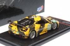 FERRARI 458 GT2 GTE PRO MW Motorsport - No.66 Le Mans 2012 - Cocker / Walker / Wills - Ed. Limitada 150 pcs