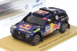 VOLKSWAGEN Race Touareg 3 - No.300 3º Rally Dakar 2011 - C. Sainz / L. Cruz