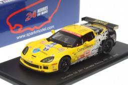 CORVETTE C6 ZR1 - No.63 Le Mans 2010 - J. Magnussen / J. O' Conell / A. Garcia