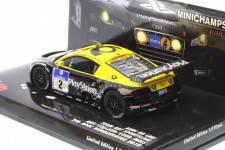 AUDI R8 LMS - No.2 24h ADAC Nürburgring 2010 - Abt / Collard / Luhr / Mies
