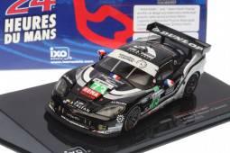CORVETTE C6.R LMGT1 - No.73 Le Mans 2010 - J. Jousse / X. Maassen / P. Goueslard