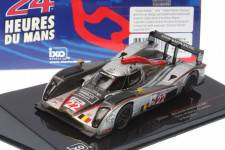 LOLA ASTON MARTIN LMP1 - No.22 Le Mans 2011 - V. Ickx / M. Martin / B. Leinders /