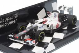 SAUBER C31 Ferrari - No.14 Formula 1 2012 - K. Kobayashi
