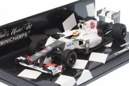 SAUBER C31 Ferrari - No.15 1st Podium Malaysian GP 2012 - Sergio Perez - EDICION LIMITADA 1.200 pcs
