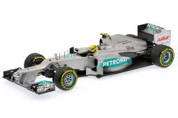 MERCEDES AMG Petronas F1 Team W03 - No. 8 Formula 1 2012 - Nico Rosberg