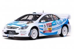 PEUGEOT 307 WRC - No.5 2º Rally du Var 2011 - S. Sarrazin / J. Renucci 2011 - EDICION LIMITADA 559 pcs