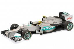 MERCEDES AMG Petronas F1 Team W03 - No.8 Primera Victoria GP China 2012 - N. Rosberg
