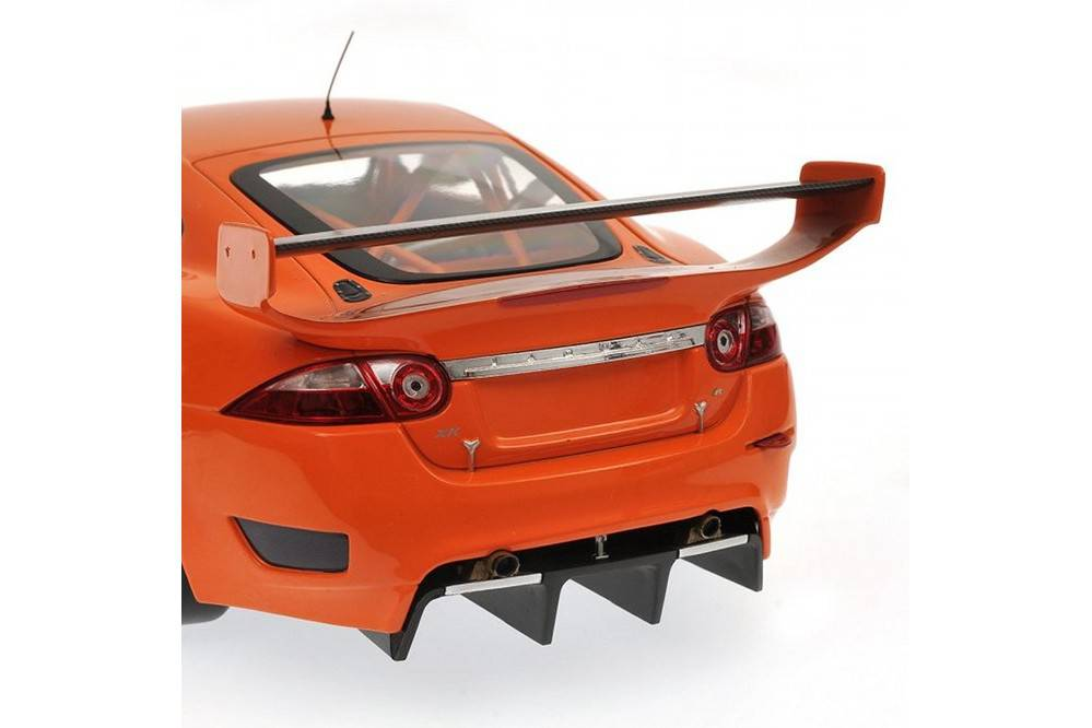 JAGUAR XKR GT3 - 2008 - Racing Modelismo