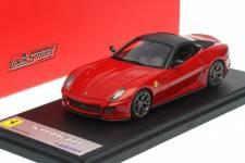 FERRARI 599 GTO - 2010 - Rosso Corsa