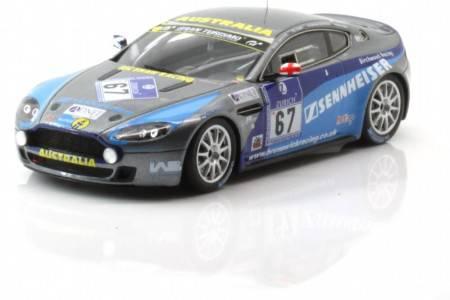 ASTON MARTIN Vantage V8 - No.67 24h Nurburgring 2010 - Griffiths / Shaw / Borness / Rubis - MINICHAMPS EVOLUTION