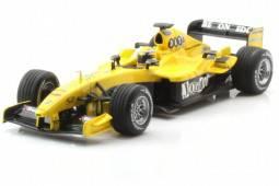 JORDAN Ford EJ14 - F1 2004 - Giorgio Pantano