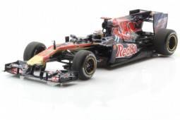 Scuderia TORO ROSSO STR5 - No.16 GP F1 Canada 2010 - S. Buemi - EDICION LIMITADA 1.008 pcs