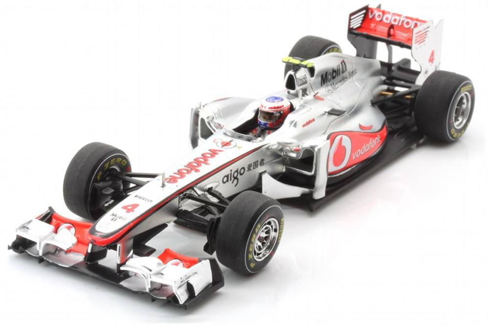 vodafone mclaren mercedes mp4 26 no 4 gp f1 china 2011 jenson button racing modelismo. Black Bedroom Furniture Sets. Home Design Ideas