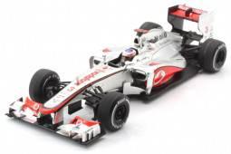 Vodafone McLaren Mercedes MP4-27 Ganador GP F1 Belgica 2012 - Jenson Button
