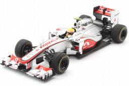 Vodafone McLaren Mercedes MP4-27 - No.4 GP F1 Monaco 2012 - Lewis Hamilton