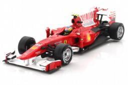 FERRARI F10 - No.8 GP F1 Baharain 2010 - Ferando Alonso