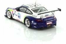 PORSCHE 997 GT3R - No.2 Ganador GT Tour 2012 - A. Beltoise / H. Hassid