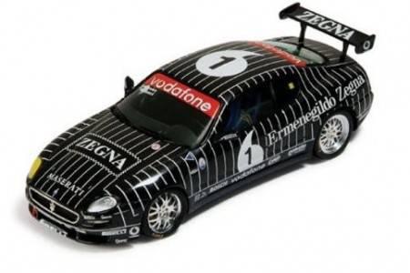 MASERATI Trofeo (Zegna) - No.1 Trofeo Maserati Mugello 2003 - Arnoux / Bossari