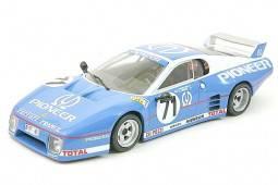 FERRARI BB512 - No.71 Le Mans 1982 - Lena / Andruet