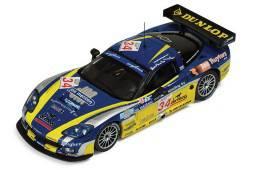 CORVETTE C6-R - No.34 FIA GT 24h SPA 2006 - J.P. Belloc / P. Bornhauser / F. Bouvy
