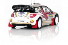 CITROËN DS3 WRC - No.7 Rally Sweeden 2012 - N. Al-Attiyah / G. Bernacchini