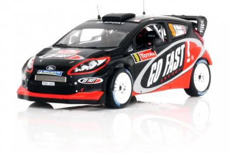 FORD Fiesta RS WRC - No.9 Rally Monte Carlo 2012 - M. Wilson / S. Martin