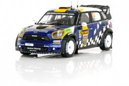 MINI Jhon Cooper Works WRC - No.52 Rally Sweeden 2012 - P. Sandell / S. Parmander