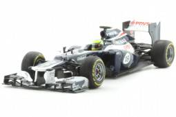 WILLIAMS Renault FW34 - No.19 Formula 1 2012 - Bruno Senna - Minichamps