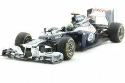 WILLIAMS Renault FW34 - No.18 Formula 1 2012 - Pastor Maldonado - Minichamps
