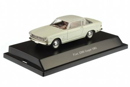 FIAT 2300 Coupé - 1961