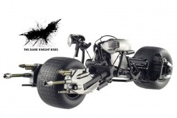 "BAT-POD ""Batman Trilogy"" The Dark Knight - Hot Wheels Elite 1/18"
