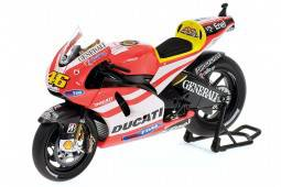 DUCATI Desmosedici GP11 - No.46 MotoGP 2011 - Valentino Rossi - EDICION LIMITADA 3.212 pcs