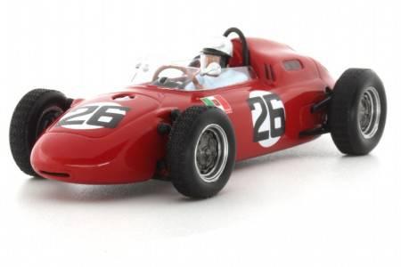 PORSCHE 718 - No.26 GP Alemania 1962 - Nino Vaccarella - Spark 1/43