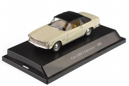 FIAT 2300 S Cabriolet - 1962